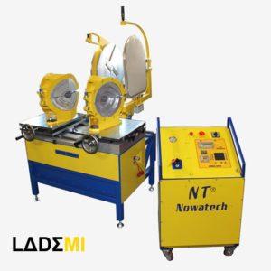 Машина сварки сегментных фитингов Nowatech ZHSN-315 без протоколирования