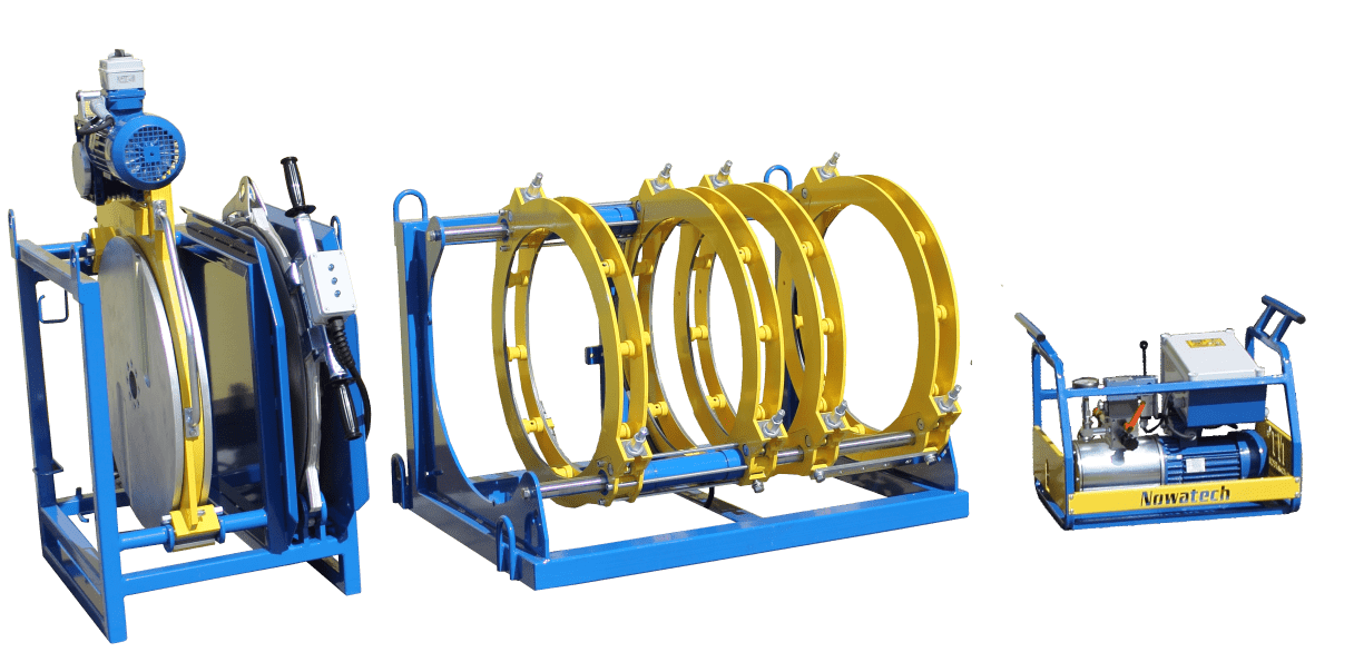 Аппарат сварки труб ZHCB 630