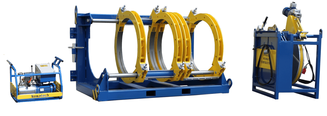 Аппарат сварки труб ZHCB 800