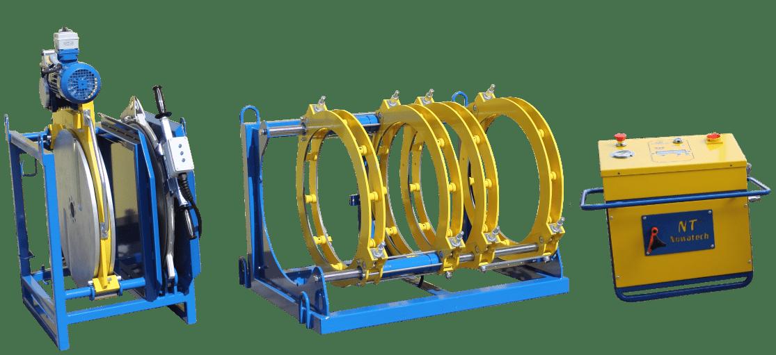 Аппарат сварки труб ZHCN 630