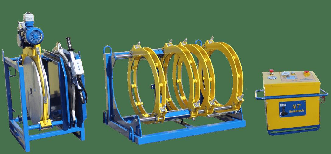 Аппарат сварки труб ZHCN 630Е