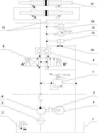 Схема работы подстанции UHRB 160/400