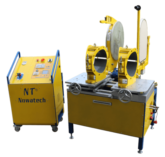 Машина сварки сегментных фитингов Nowatech ZHSN-400Е