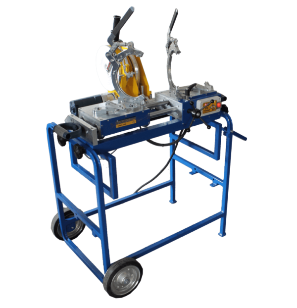 Аппарат сварки сегментных фитингов Nowatech ZHSN 160