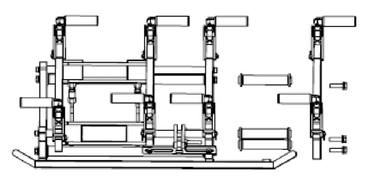Схема центратора